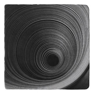 Contemporary Abstract Pattern Trivet