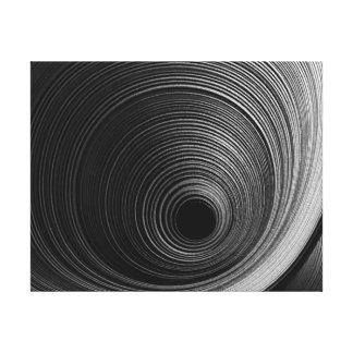 Contemporary Abstract Photograph Canvas Print