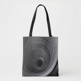 Contemporary Abstract Tote Bag
