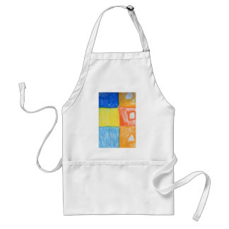 Contemporary Adult Apron