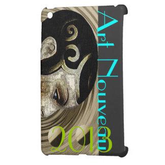 Contemporary: Art Deco/Art Nouveau Style iPad Mini Case