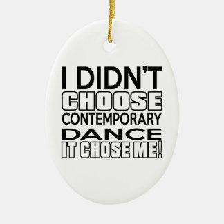 CONTEMPORARY CHOSE ME DESIGNS CERAMIC OVAL DECORATION