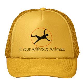 Contemporary Circus Acrobat Cap