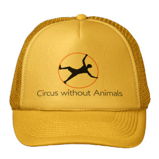 Contemporary Circus Acrobat Hats