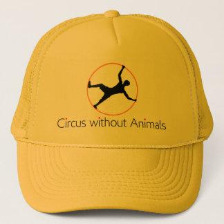 Contemporary Circus Acrobat Trucker Hat