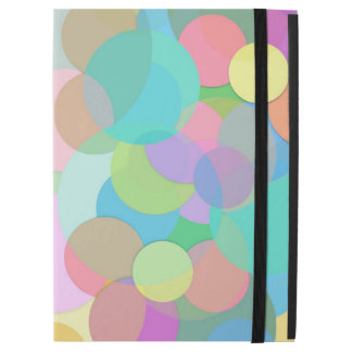 Contemporary Colorful Circles and Bubbles