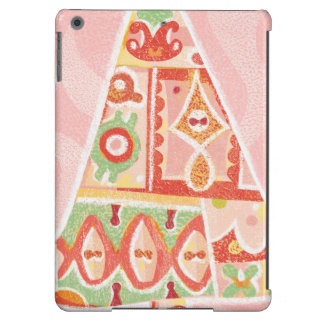 Contemporary Decorative Christmas Tree iPad Air Cases