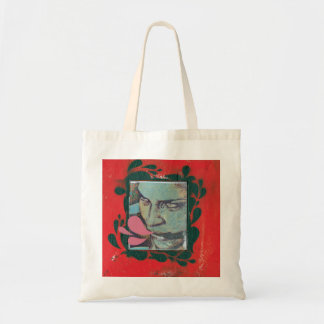 Contemporary Design Inspired Tote Bag