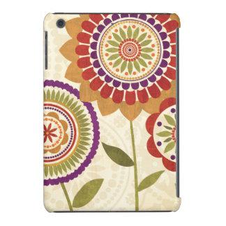 Contemporary Fall Flowers iPad Mini Cases