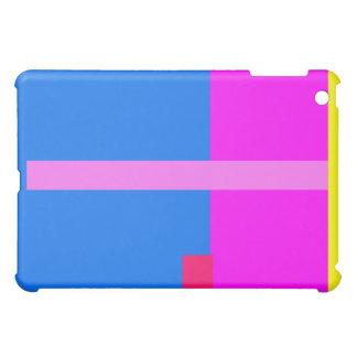 Contemporary Fashion Fuchsia iPad Mini Covers