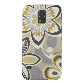 Contemporary Floral Patterns Galaxy S5 Case