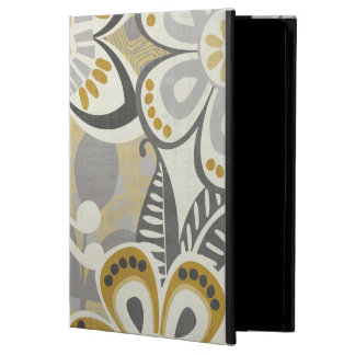 Contemporary Floral Patterns Case For iPad Air