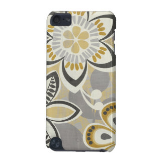Contemporary Floral Patterns iPod Touch 5G Case
