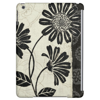 Contemporary Florals in Black and White