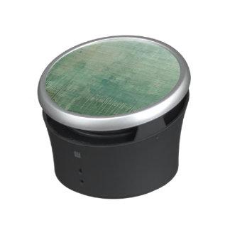 Contemporary Green Watercolor Bluetooth Speaker