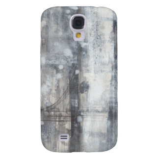 Contemporary Grey Painting Galaxy S4 Case