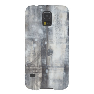 Contemporary Grey Painting Galaxy S5 Case