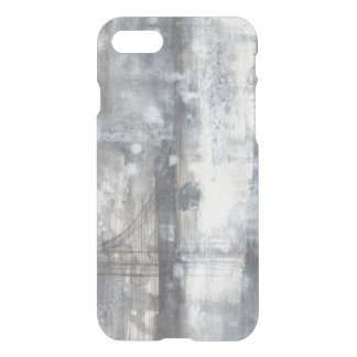 Contemporary Grey Painting iPhone 8/7 Case