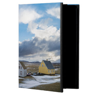 Contemporary Houses iPad Air Cover
