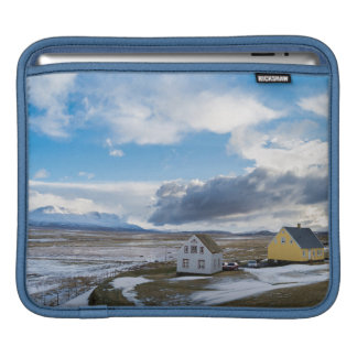 Contemporary Houses iPad Sleeve