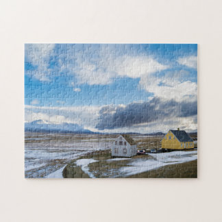 Contemporary Houses Jigsaw Puzzle