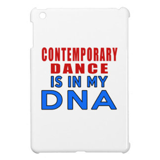CONTEMPORARY IS IN MY DNA iPad MINI COVERS