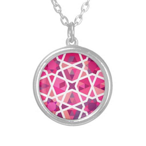 Contemporary Islamic Pattern Custom Jewelry