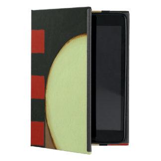 Contemporary Loft Style Paneled Painting iPad Mini Cases