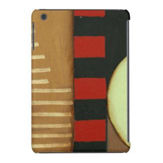 Contemporary Loft Style Paneled Painting iPad Mini Retina Covers