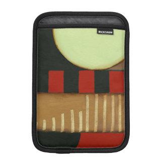 Contemporary Loft Style Paneled Painting iPad Mini Sleeve