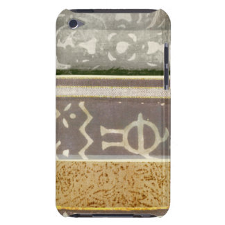 Contemporary Tribal Pattern Painting iPod Touch Case-Mate Case