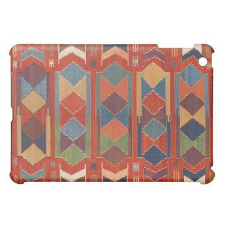 Contemporary Turkish Kilim Pattern Cover For The iPad Mini