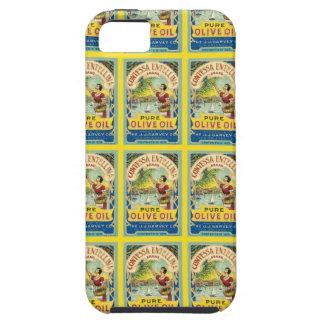 Contessa Olive Oil iPhone 5 Case
