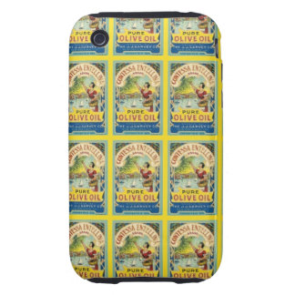 Contessa Olive Oil Tough iPhone 3 Covers