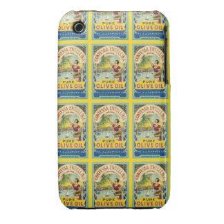 Contessa Olive Oil iPhone 3 Cases