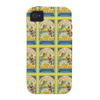 Contessa Olive Oil iPhone 4 Cover