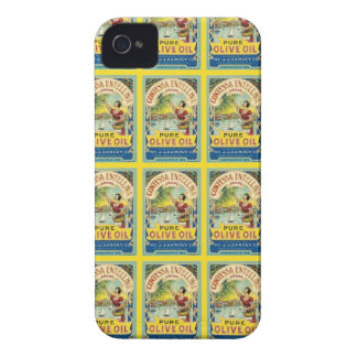 Contessa Olive Oil Case-Mate iPhone 4 Cases