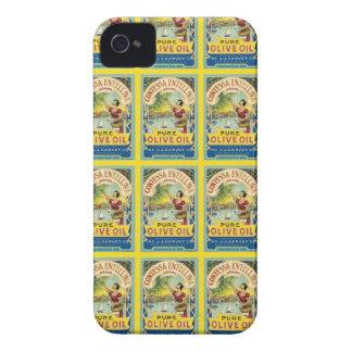Contessa Olive Oil iPhone 4 Case-Mate Case