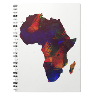 Continent notebook