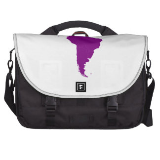 Continent of South America Bags For Laptop