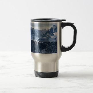 Continental Divide CO Rocky Mountains National Par Travel Mug