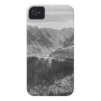 Continental Divide Rocky Mountains National Park iPhone 4 Case