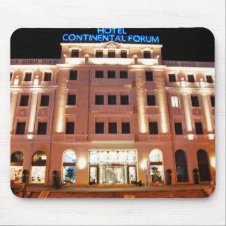 Continental Forum hotel mousepad