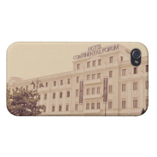 Continental Forum Hotel, Sibiu iPhone 4/4S Covers