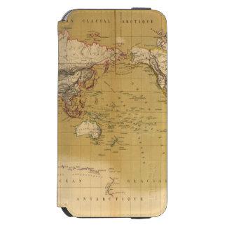 Continental Map Incipio Watson™ iPhone 6 Wallet Case