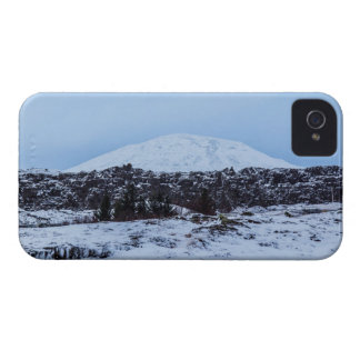 Continental plates in Iceland iPhone 4 Cover