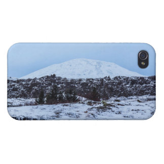 Continental plates in Iceland iPhone 4/4S Cover