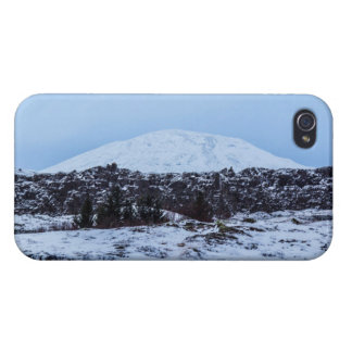 Continental plates in Iceland iPhone 4 Covers