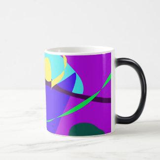 Contingency Vivid Orchid Coffee Mug