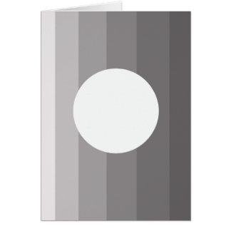 """""""Continuance"""" Modern Art Card (5"""" x 7"""")"""